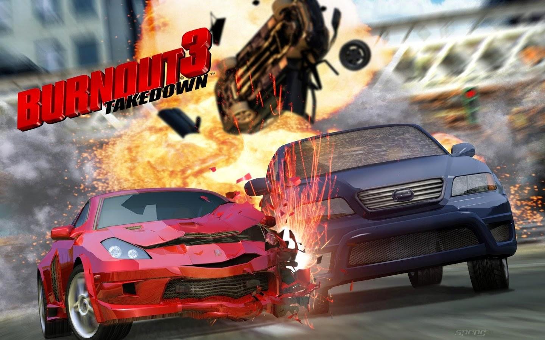 Burnout 3 takedown xbox downloads / Crashes-else gq