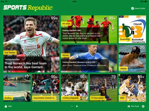 Sports Republic - Notizie sportive