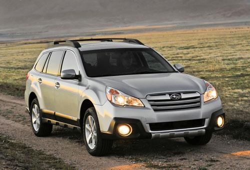 2013 Subaru Outback Review Interior Exterior And Pricethe List