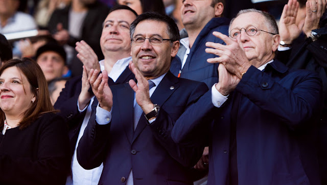 Barça : L'attitude honteuse du président Bartomeu après l'élimination