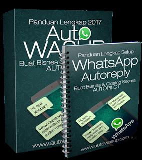 Nak Automatikkan Mesej WhatsApp Anda ?