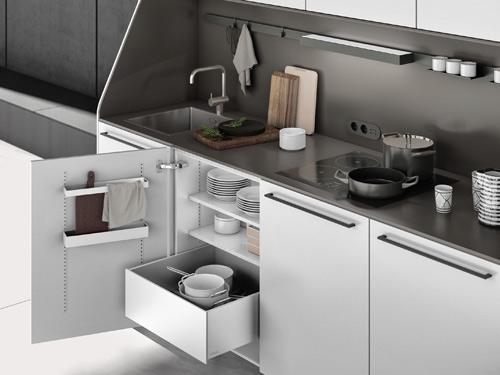 Flexibele keukenkastinrichting van SieMatic wint drie internationale ...