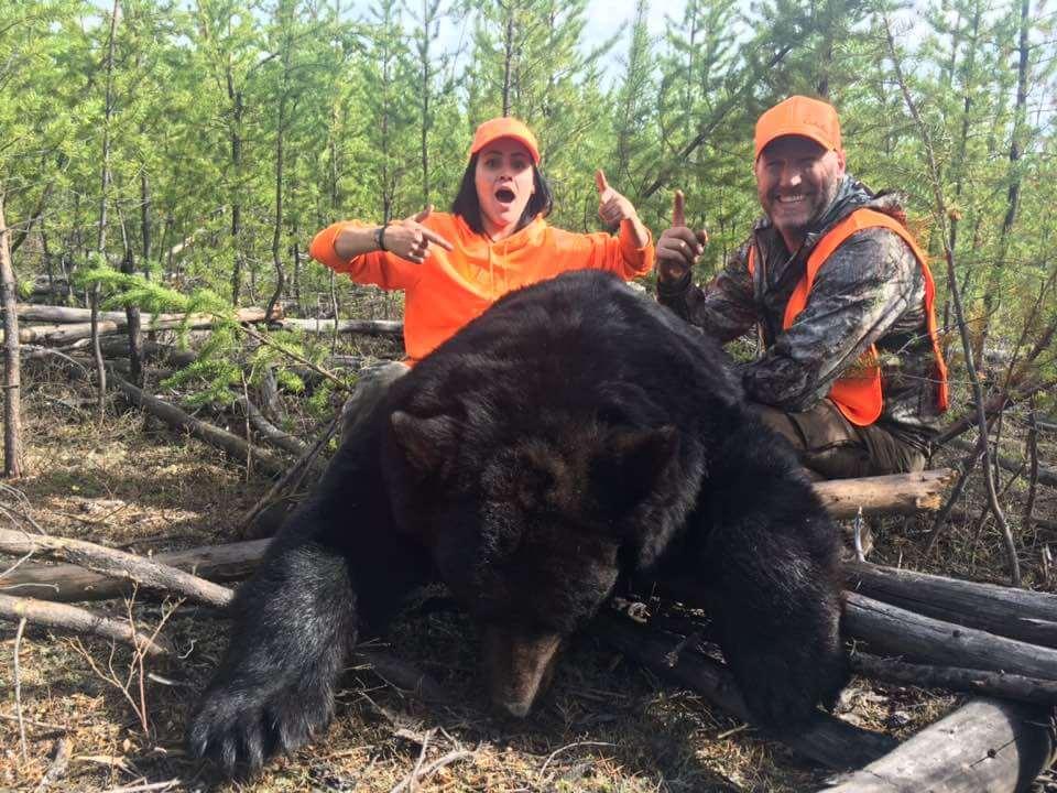 Social Media Fury After Hunter Shares Images Of His Kills