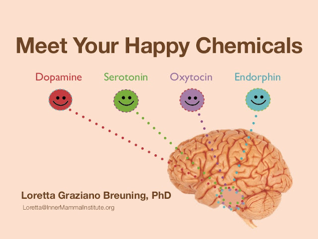 هرمونات السعادة