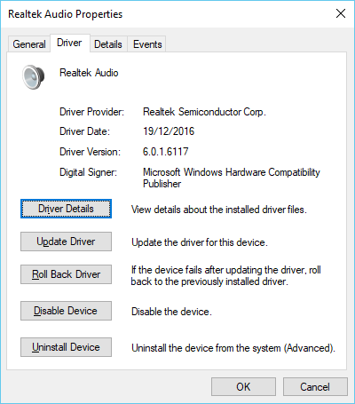 Memory Sieve: Dell Optiplex 7040 Realtek clicking popping