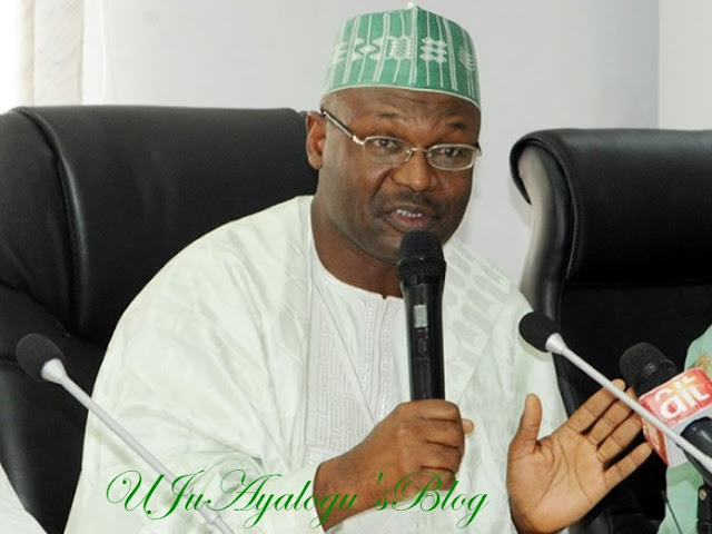 2019: I won't be intimidated – INEC Chairman