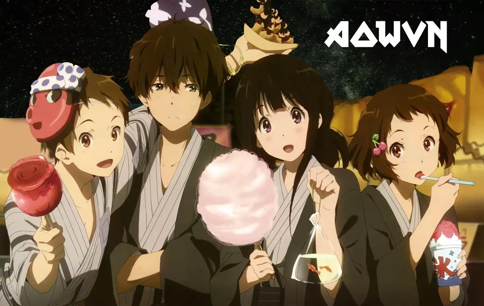 AowVN.org min%2B%25283%2529 - [ Anime 3gp Mp4 ] Hyouka BD   Vietsub - Trinh Thám Học Đường Hay