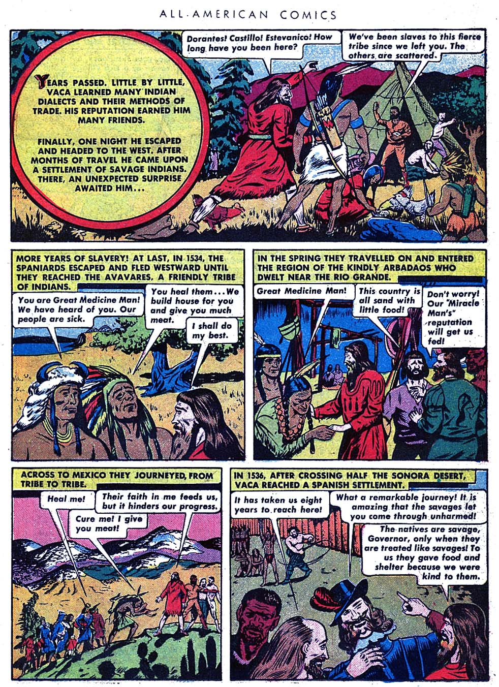 Read online All-American Comics (1939) comic -  Issue #63 - 27