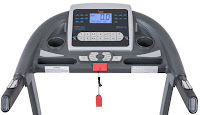 Sunny Health & Fitness SF-T7604 console, image