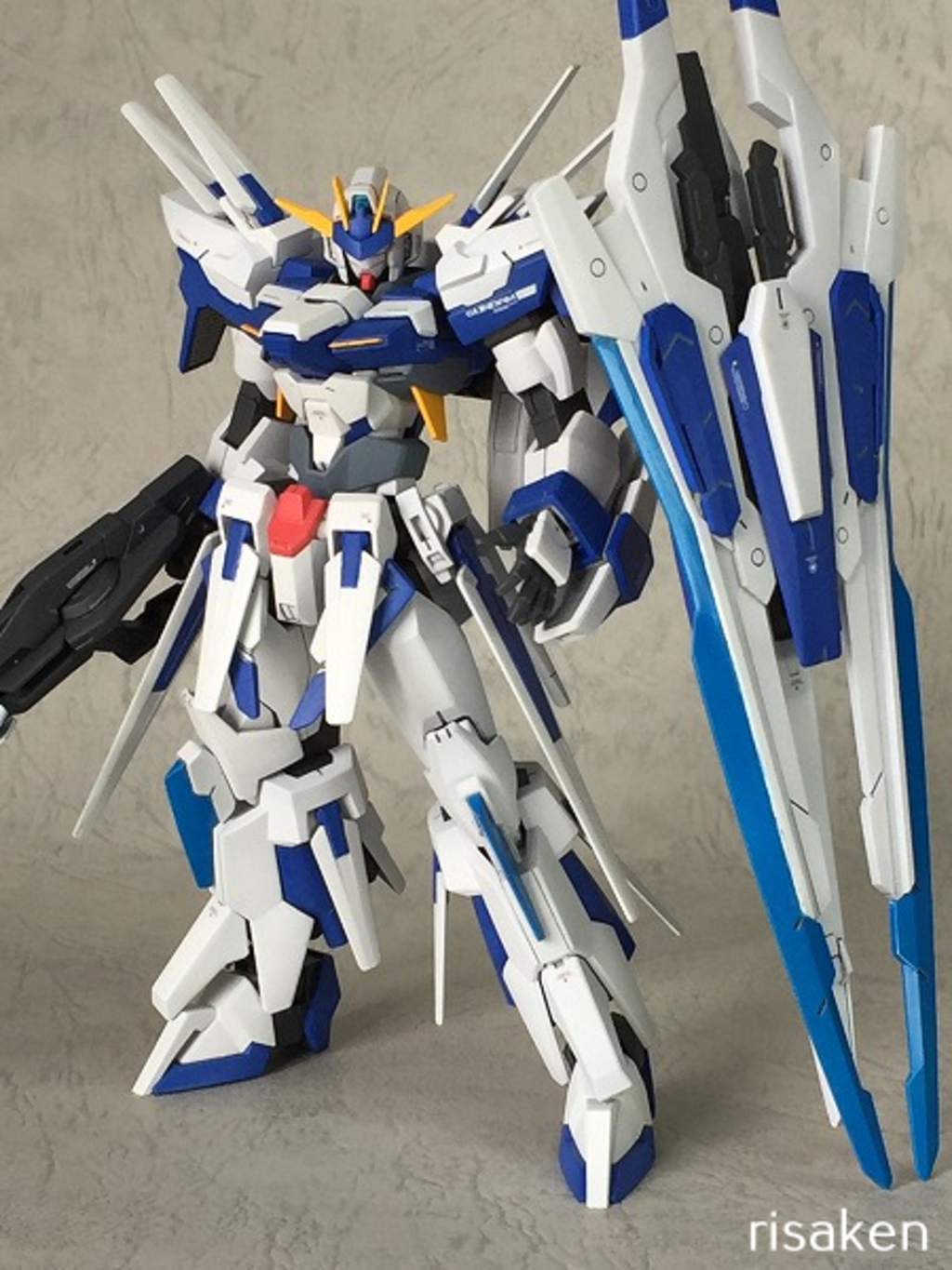 Custom Build: HG 1/144 Gundam AGE VXs Kai