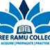 Sree Ramu College of Arts and Science, Pollachi, Wanted Assistant Professor