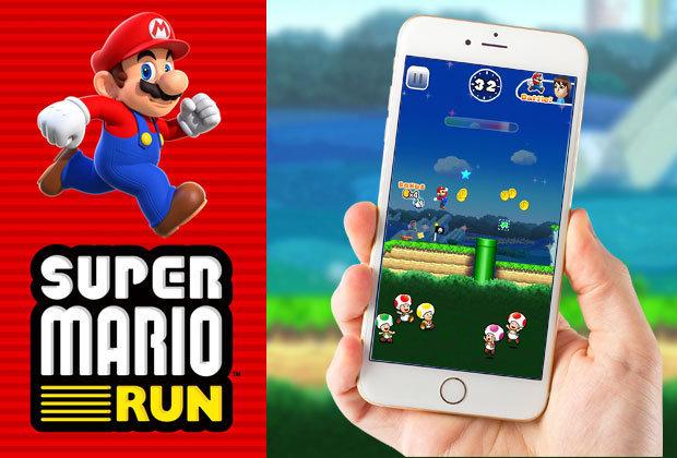 Super Mario Run para Smartphone y Tabletas ~ Los mejores JUEGOS ...