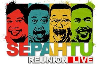 Tonton Sepahtu Reunion Live 2019 Minggu 13