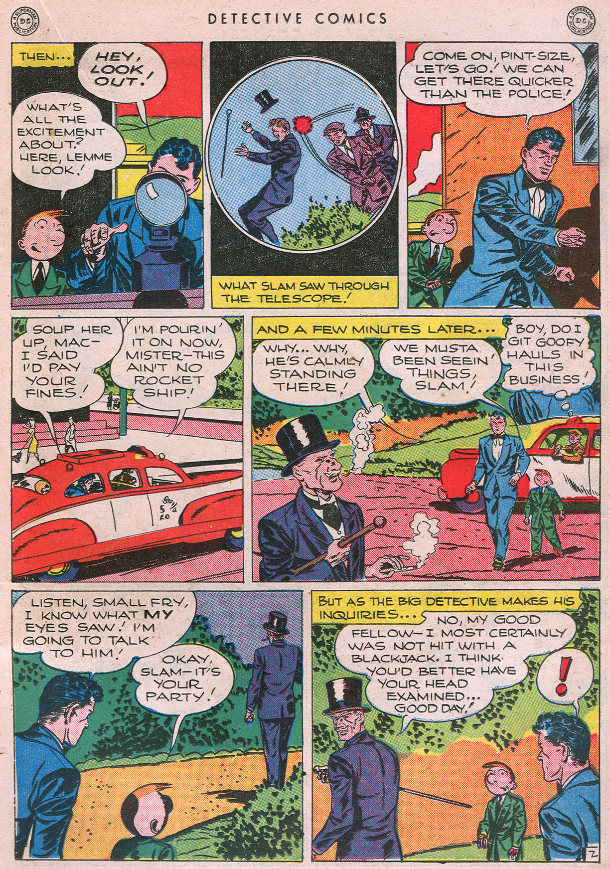 Read online Detective Comics (1937) comic -  Issue #105 - 17