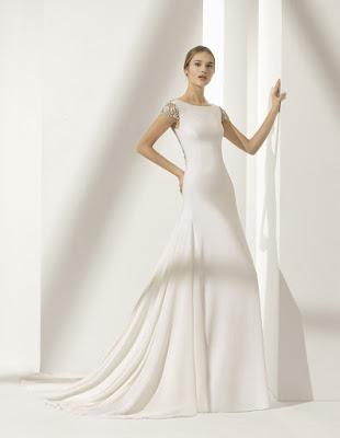 K'Mich Weddings - wedding dresses- white - Rosa Clara