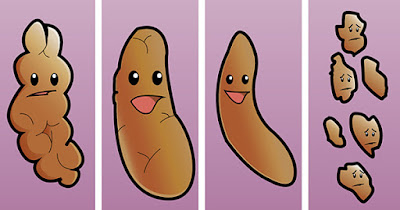Poop illustration