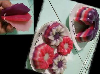 Resep Kue Lapis Tepung Beras Rose Brand