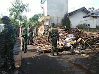 Partisipasi Kostrad Pada Korban Puting Beliung Jember