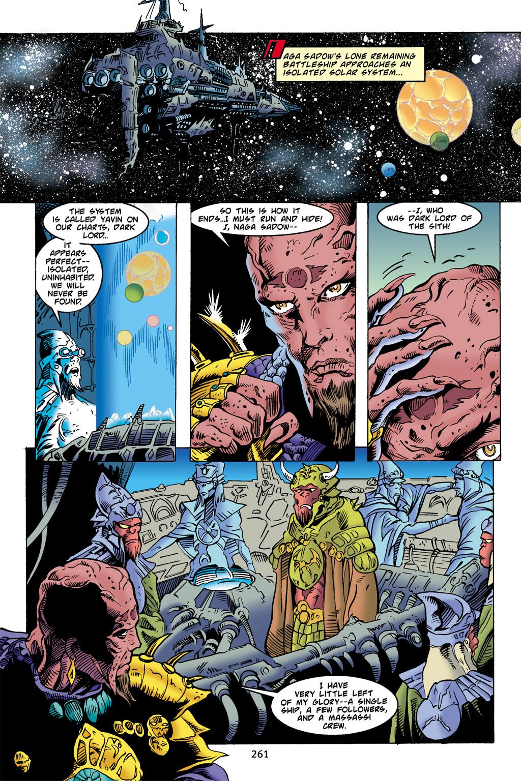 Read online Star Wars Omnibus comic -  Issue # Vol. 4 - 250
