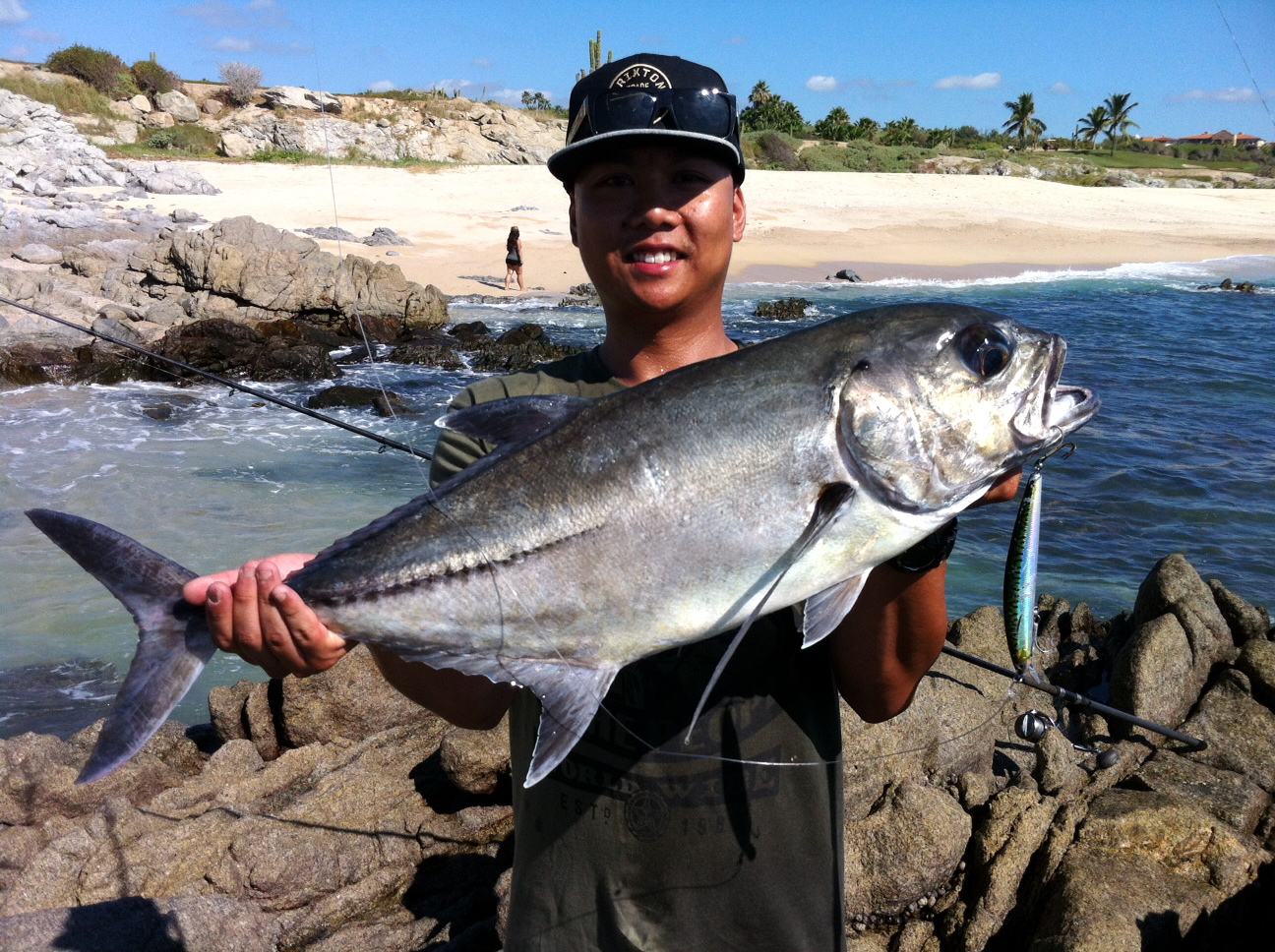 Socal fish n tips cabo san lucas surf fishing trip for Fishing cabo san lucas