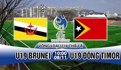 Nhận định, soi kèo nhà cái U19 Brunei vs U19 Đông Timor
