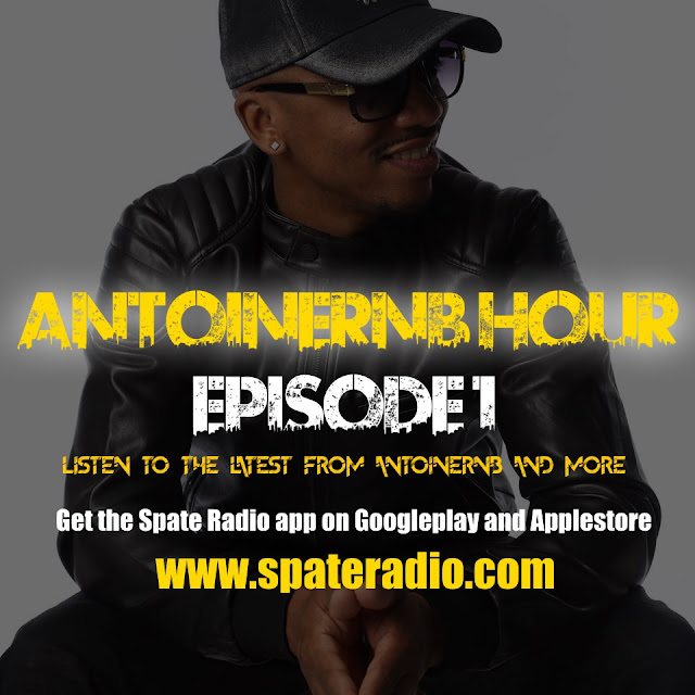 AntoineRNB Hour With Spate Radio