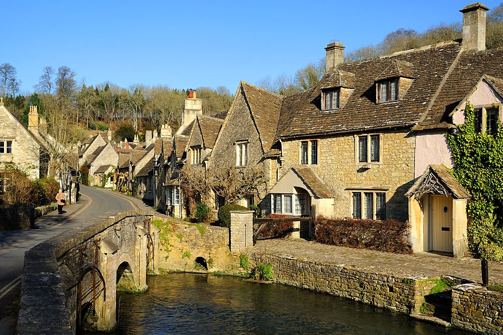 Old Villages In England