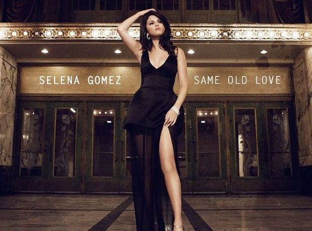 "Selena Gomez: Discover her new title ""Same Old Love"" and the tracklist of the album!"
