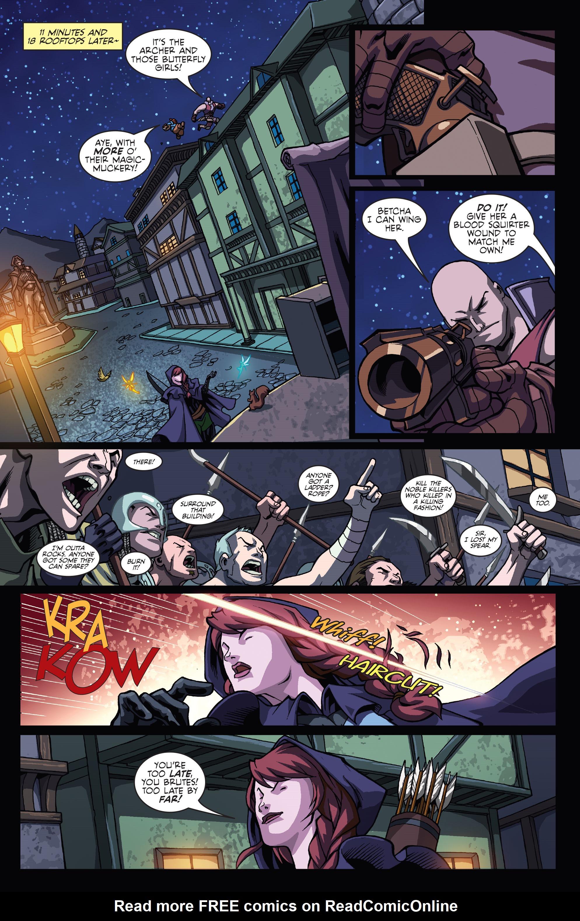 Read online Skullkickers comic -  Issue #10 - 20