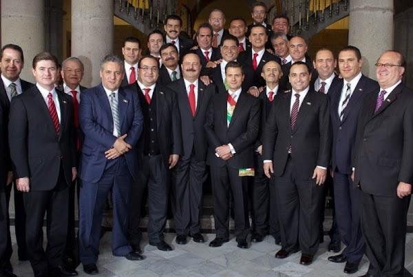 El candidato del PRI será alguien honesto y limpio: Peña Nieto