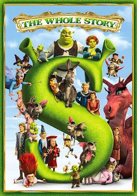 Shrek Coleccion DVD R1 NTSC Latino