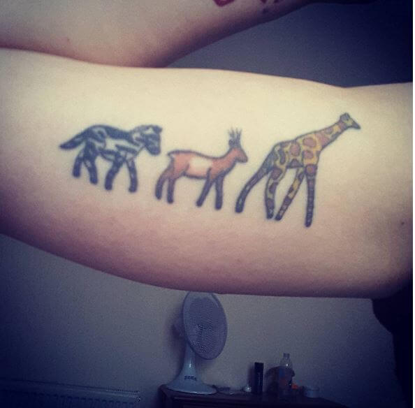 African Tattoos