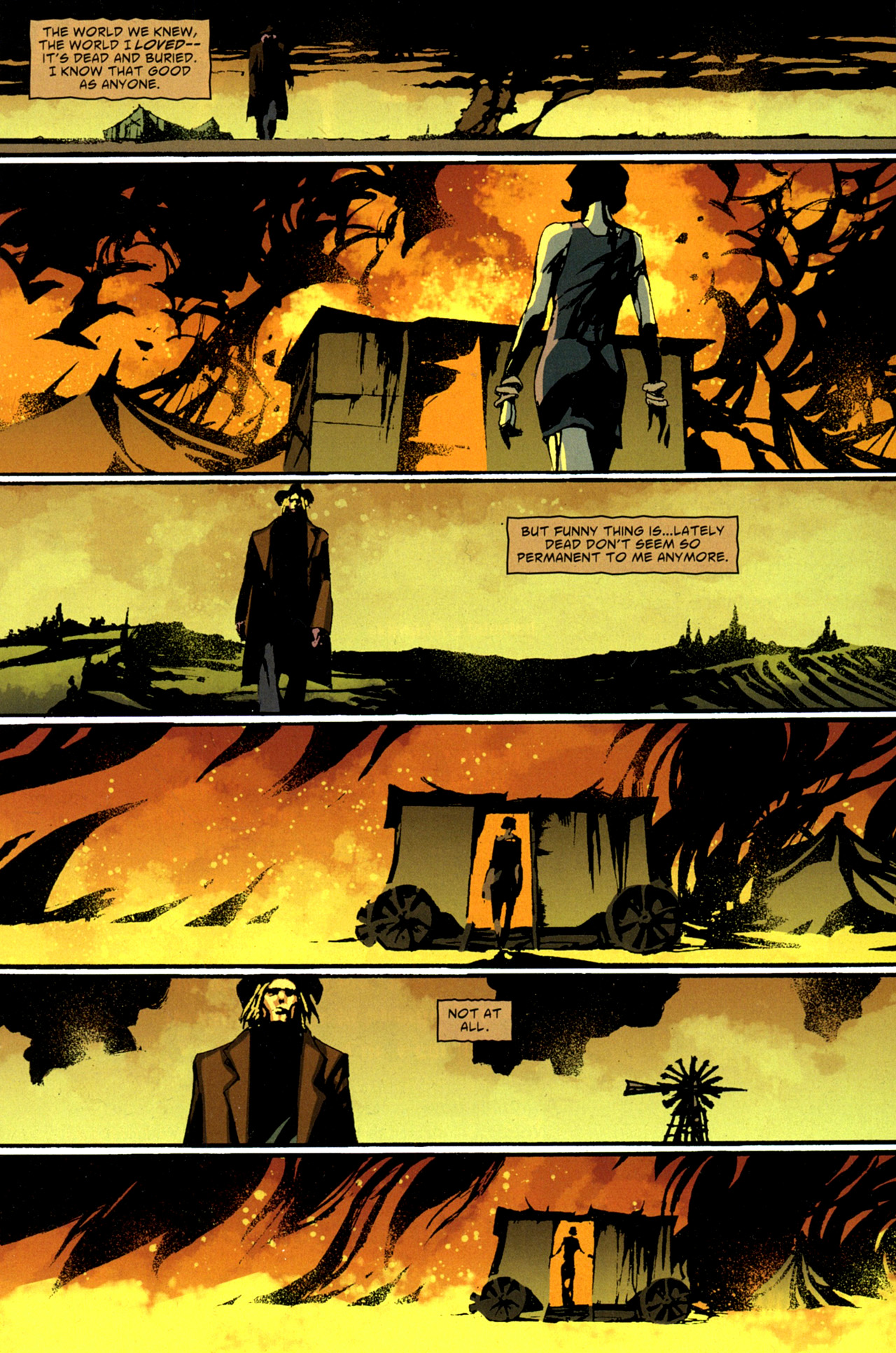 American Vampire issue 12 - Page 21