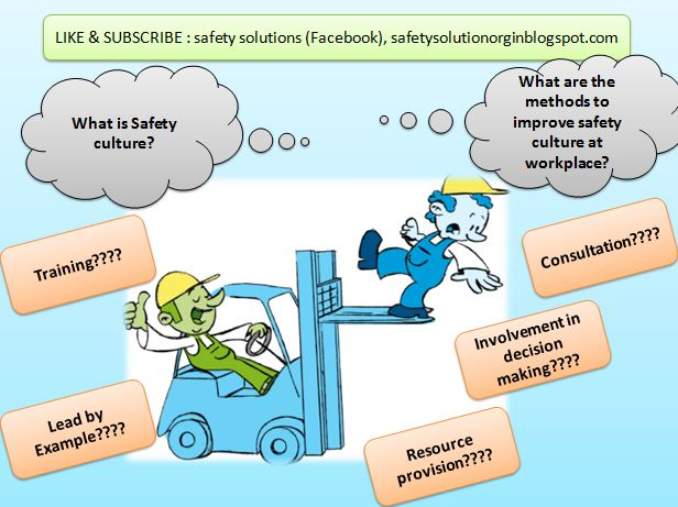 What is safety culture and what are the methods to improve safety examples given below can be judgmental in analyzing safety culture at workplace publicscrutiny Image collections