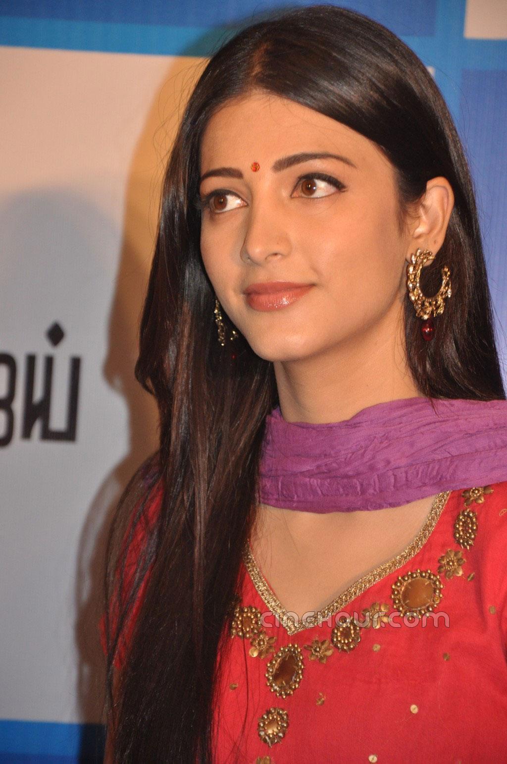 Shruti Hassan At 7Am Arivu Movie Pics  Shruti Hassan Hot -8580