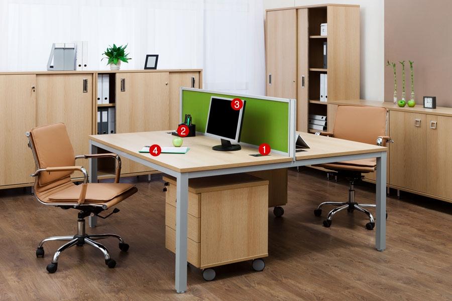 Equilibrio Feng Shui: 9 recomendaciones Feng Shui para tu oficina ...