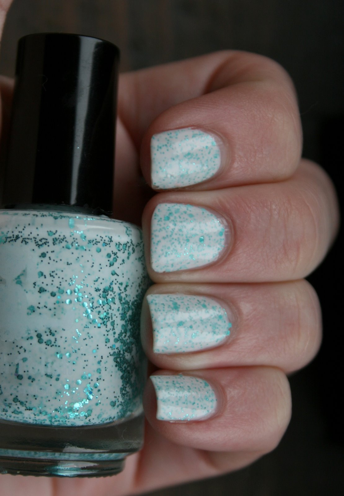 Dollish Polish Expecto Patronum swatch