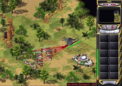 command and conquer red alert yuri's revenge