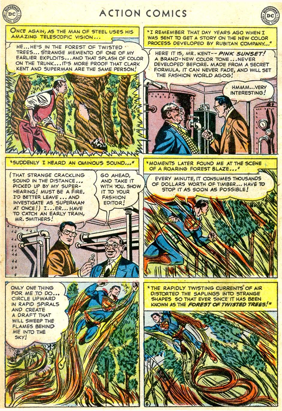 Action Comics (1938) 164 Page 7