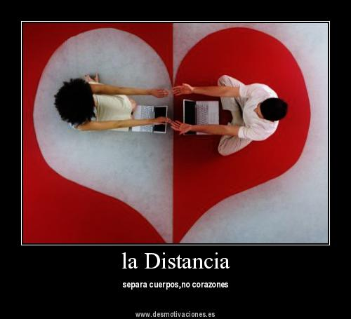 True Love Frases De Amores A Distancia