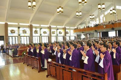 GP Bà Rịa: Thánh lễ an táng Cha Cố Phêrô Nguyễn Văn Giản - Ảnh minh hoạ 30