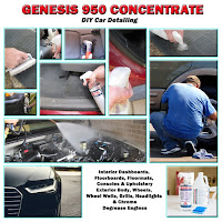 How To Remove Grease, Oil & Tar With Genesis 950