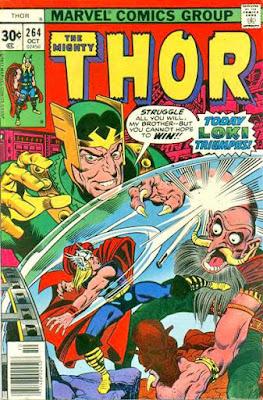 Thor #264, Loki