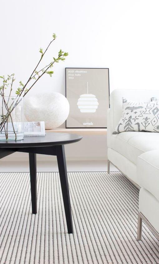 white living room design inspiration