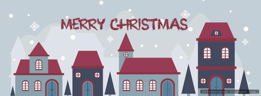 Cute Christmas Facebook Cover Photos