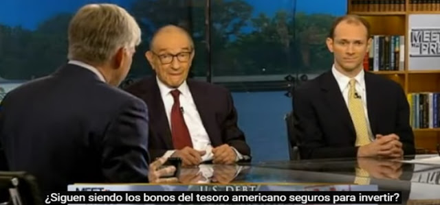 Alan Greenspan y la impresora de dinero