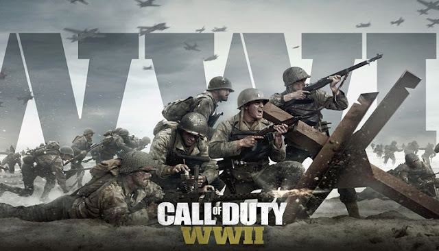 Free Download Call of Duty: WWII PC Game