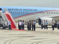 Bawaslu: Capres Jokowi Boleh Menggunakan Pesawat Kepresidenan Saat Kampanye
