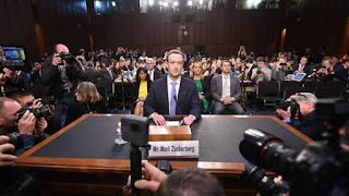 Zuckerberg Apologizes in Parliament