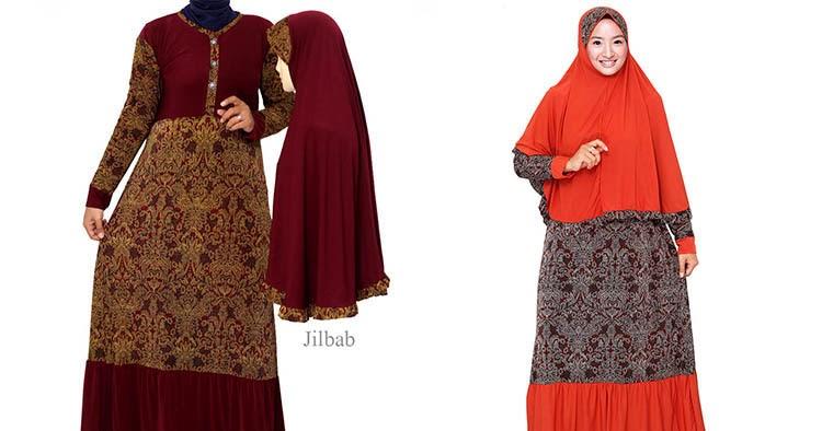 Contoh Gambar Baju Gamis Muslimah Yg Lagi Trend Elneddy